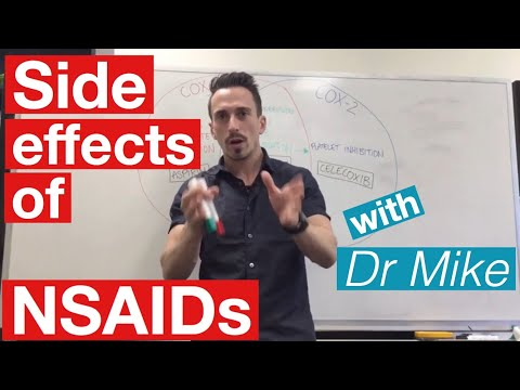 Side Effects of NSAIDs | Pharmacology