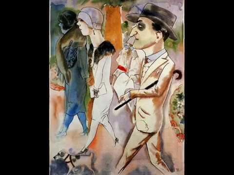 Berlin 1920s: Tango Fräulein, pardon - Homocord Orchester, 1928