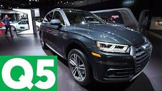 2018 Audi Q5 Preview | Consumer Reports