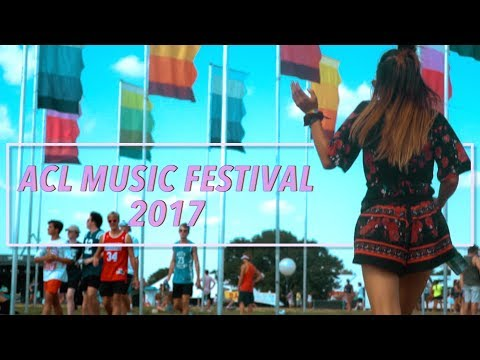 Austin City Limits Music Festival 2017 - A FILM BY BLAKE TAKUSHI