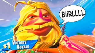 Fortnite without skin 9.0 BIRLLL!!