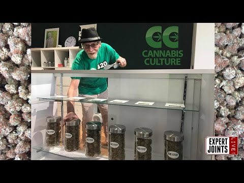 Expert Joints LIVE!: Goodness Greg-cious