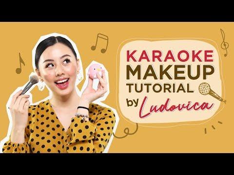 Ludovica Jessica   Karaoke Makeup Tutorial