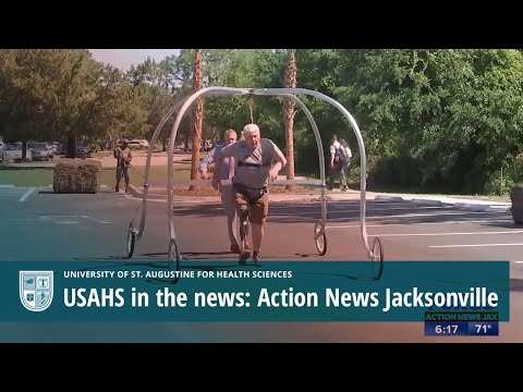 USAHS in the news: Action News Jacksonville Video