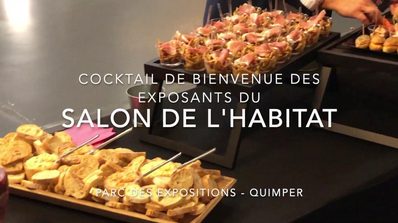 Cocktail Bienvenue Exposants Salon De L Habitat Quimper L Atelier