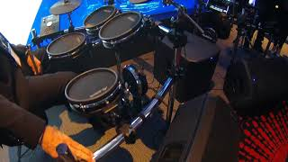 NAMM 2018 - Alesis Command Mesh Electronic Drum Kit
