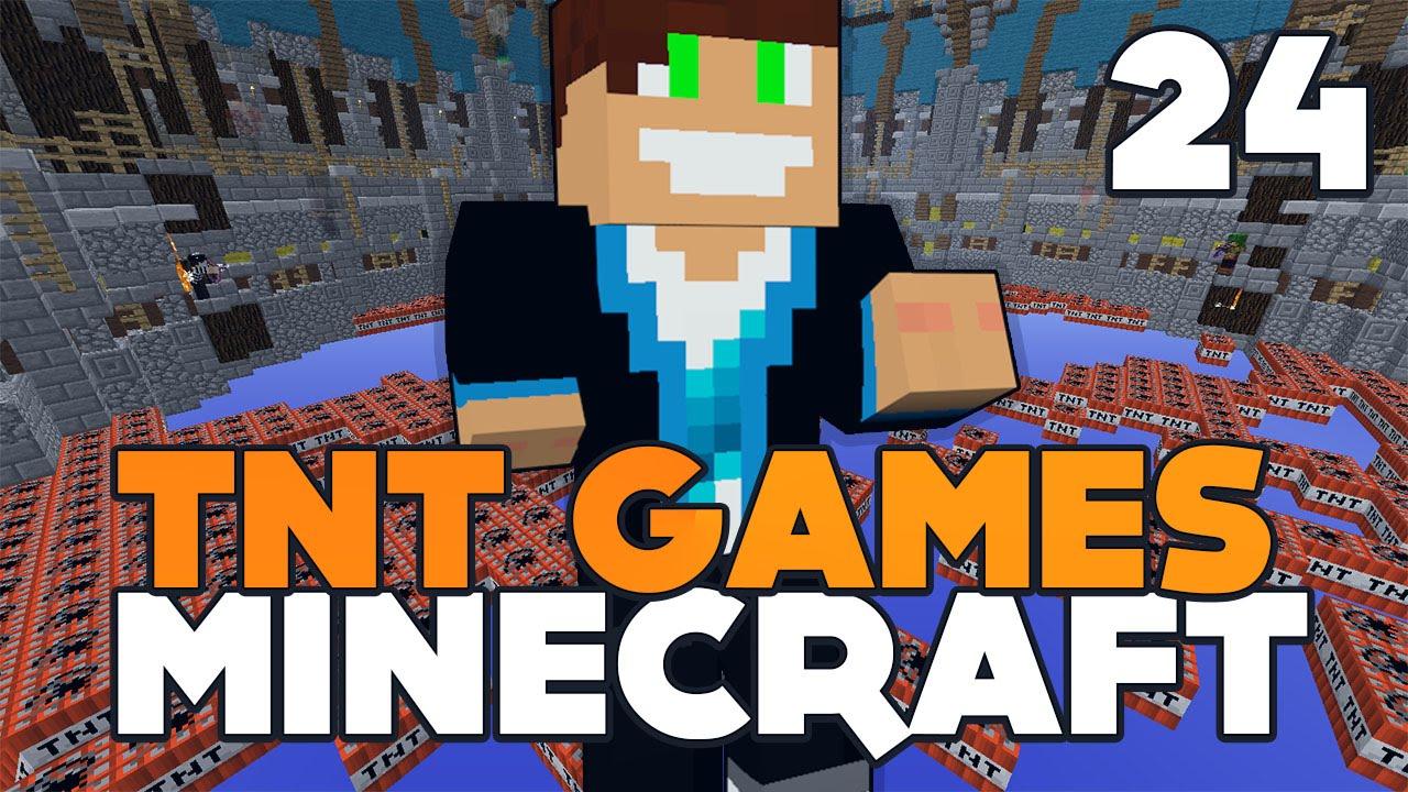 Minecraft TNT GAMES WYGRANA PO MISTRZOWSKU Vertez BoBiX - Minecraft tnt spiele