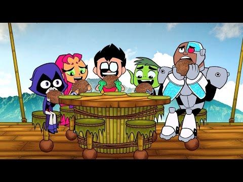 """Teen Titans Go! - """"Open Door Policy"""" (clip #2)"""