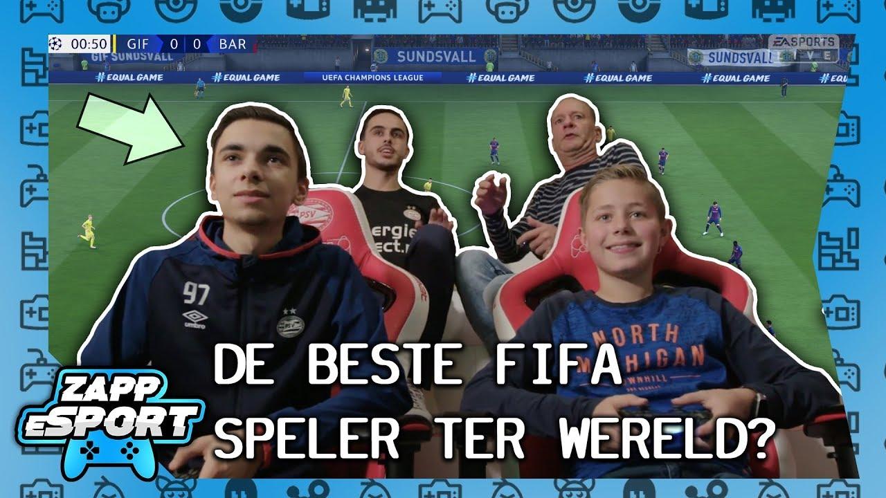TIPS VOOR DE PERFECTE VOORZET IN FIFA 19 I ZappEsport HELLUP BIJ PSV