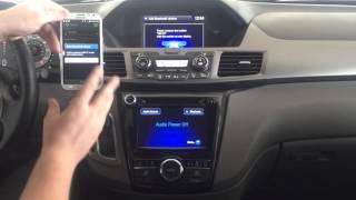 Bluetooth HandsFreeLink Connec…