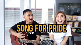 Download Song for pride (PERSEBAYA) Live Accoustic - Chacha Sherly feat. Domy Stupa