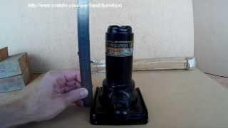 «Карманный» Бутылочный домкрат - Обзор. Возможности и конструкция моего бутылочного домкрата