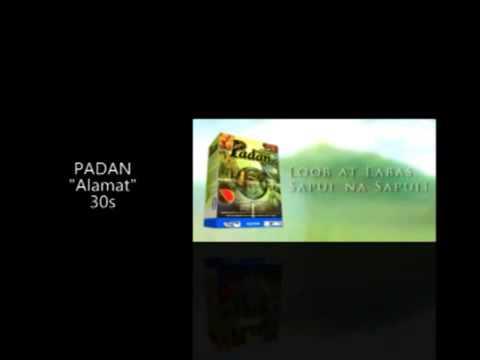 "RADIO AD FOR PADAN "" PABULA"""
