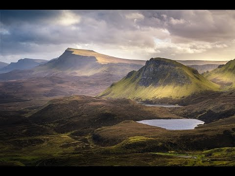 Editing Landscape Photos From Scotland in Lightroom AND Photography Q&A!  - Livestream Recording #01
