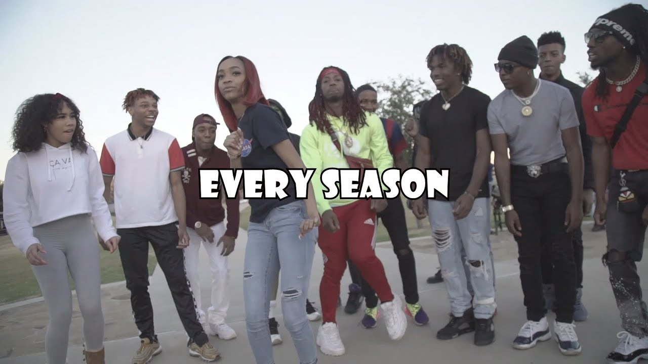 Roddy Ricch - Every Season (Dance Video) Shot By @Jmoney1041