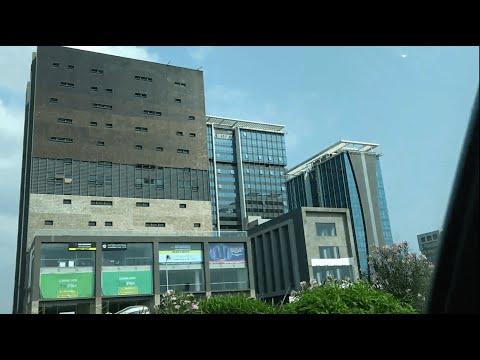 Tallest buildings in Ahmedabad City - SG Highway