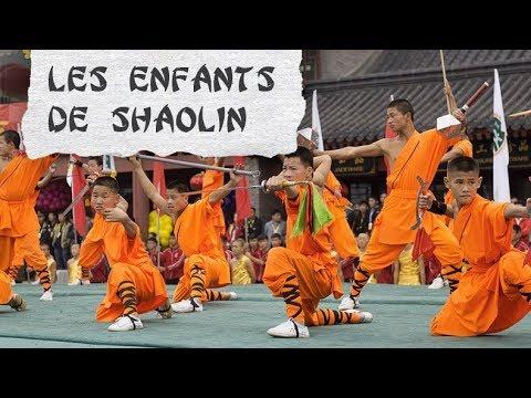 Les enfants de Shaolin (enquête spéciale)
