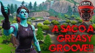 💀¡VOY A GREASY GROOVE A POR KILLS! 💀 ~ FORTNITE