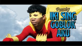 BRAVESBOY - IKI SING GOBLOK AKU  (OFFICIAL MUSIC VIDEO)