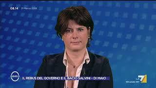 Omnibus - Governo Lega - M5S: tutti i pro e i contro (Puntata 31/03/2018)
