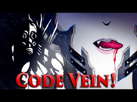 "New IP ""Code Vein"" aka #PrepareToDine - New Info! - NOT A New From Software Game..."