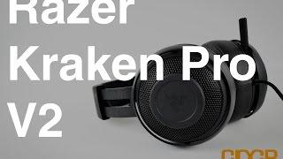 Razer Kraken Pro V2 Gaming Headset Review - Best Gaming Headset?
