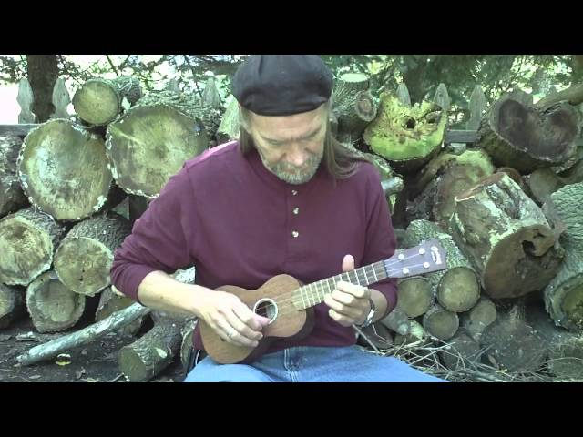 "Ukulele ukulele tabs van morrison : Sawlon ""Moondance Uke"" Tab Included - YouTube"
