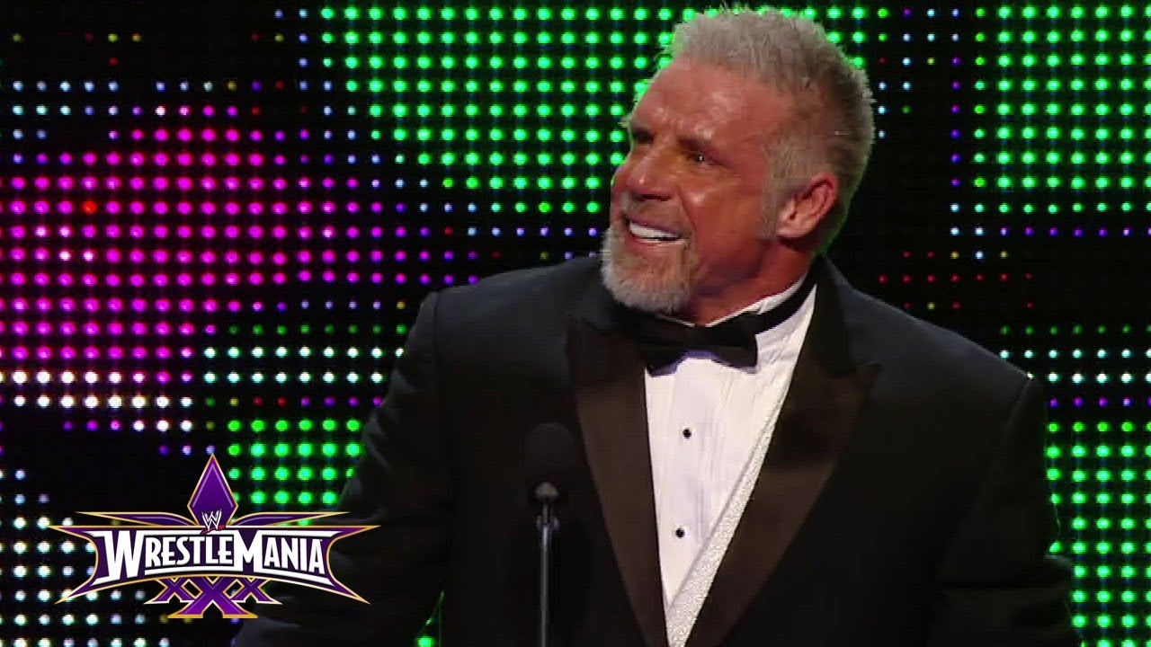 ultimate warrior hall of fame - photo #3