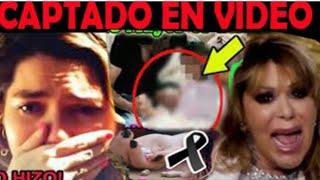 Famosa actriz es testigo de los abv.z0s q recibió Frida sofia por parte de Alejandra Guzman