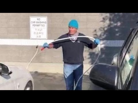 EXCLUSIVE: Racist rant triggered by car wash