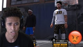 The worst player to ever play 2v2 on 2k18!  nba 2k18 mycareer gameplay
