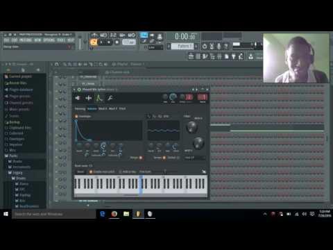 PARTYNEXTDOOR - Recognize ft. Drake FL Studio FLP Part 1