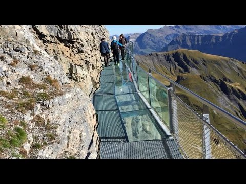 Video: The New Thrill Walk at Birg