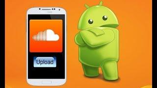 Upload Failed Soundcloud
