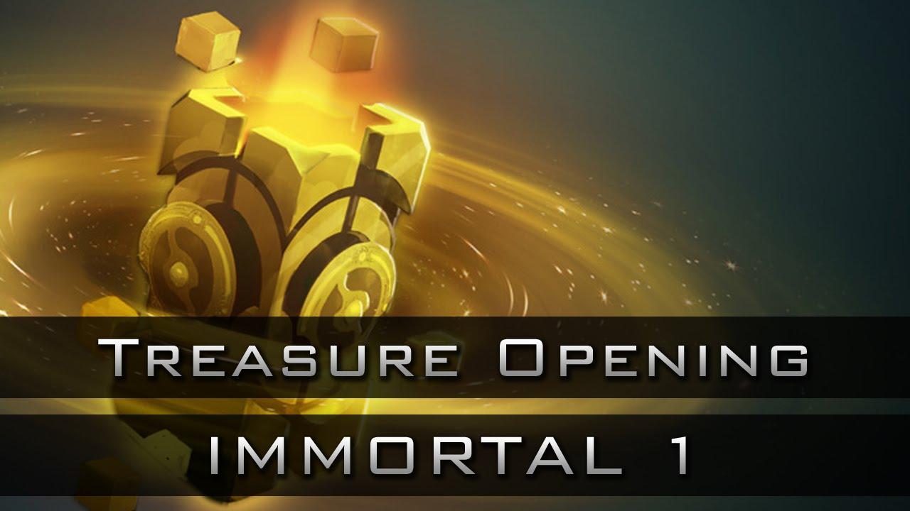 Immortal Treasure I
