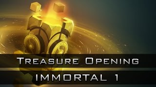 Dota 2 Chest Opening: Immortal Treasure I