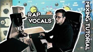 Hip Hop Vocals Mixing Tutorial | Lead and Ad-libs .