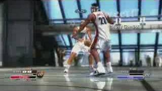 NBA Ballers Chosen One Training Act a Fool Combos