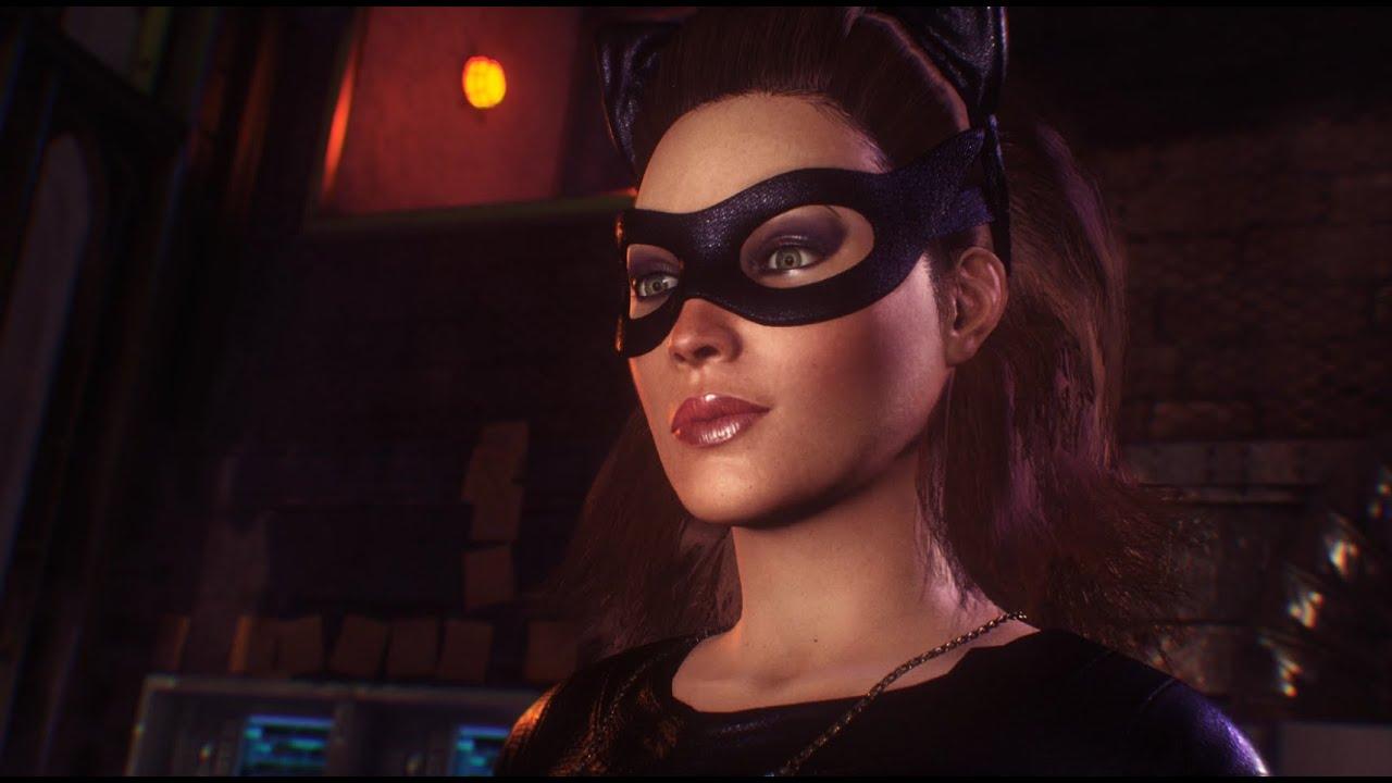 Batman: Arkham Knight (PC) - Catwoman's Revenge (Classic ...