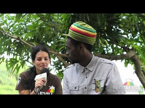 Interview: Jesse Royal in Kingston, Jamaica [May 2012]
