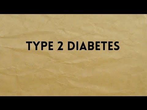 Type 2 diabetes: A Global Pandemic