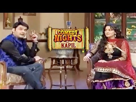 Juhi Chawla on Comedy Nights With Kapil 7th Sept 2013 Episode Travel Video