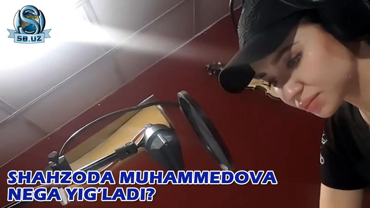 Shahzoda Muhammedova nega yig'ladi?