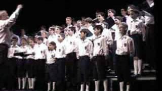 Les Petits Chanteurs de Sainte Croix - Belle et ressemblante