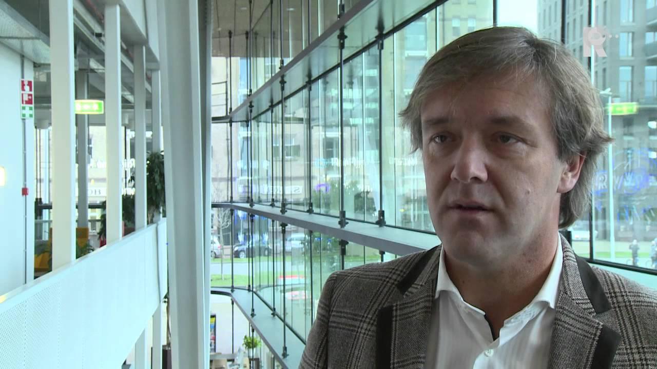 Johan Van Haga Over Terugkeer Bij Rotterdam Basketbal