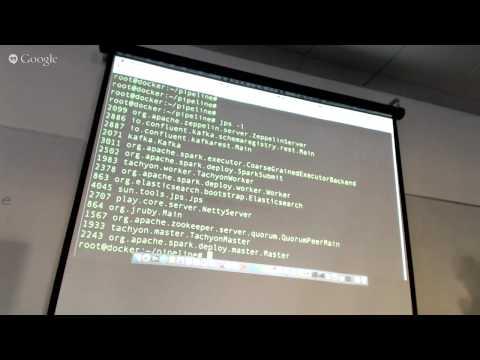 Realtime Advanced Analytics: Spark Streaming+Kafka, MLlib/GraphX, SQL