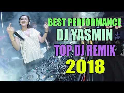 DJ TERBARU BREAKBEAT 2018 - DJ YASMIN BASSS SLOW BUAT DUGEM MALAM MINGGU ENAK SEDUNIA | DJ MELODY