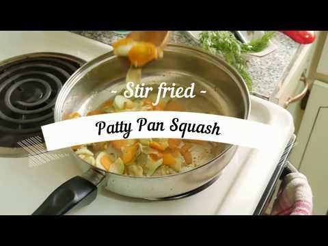 Patty Pan Squash