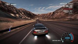 NFS:Hot Pursuit | Coming in Hot 2:06.53 | World Record