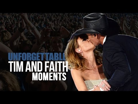 7 Unforgettable Tim McGraw and Faith Hill Moments